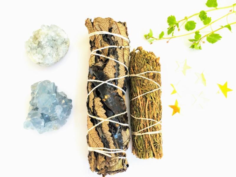 Røgelse – EnergiRøgelse/Smudge Sticks