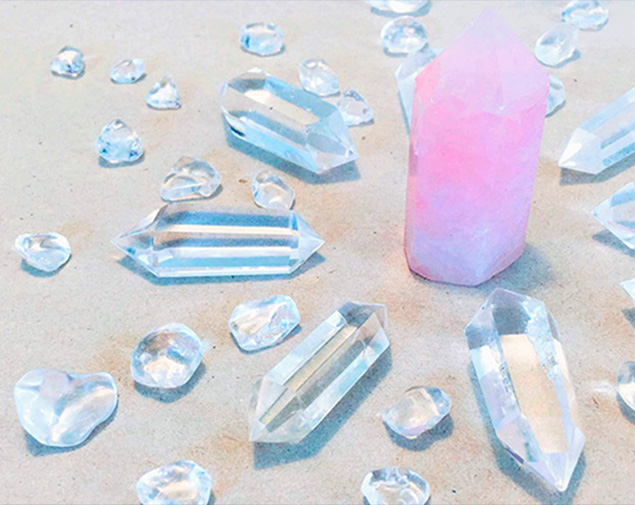 Krystalguide – til Krystalgrids